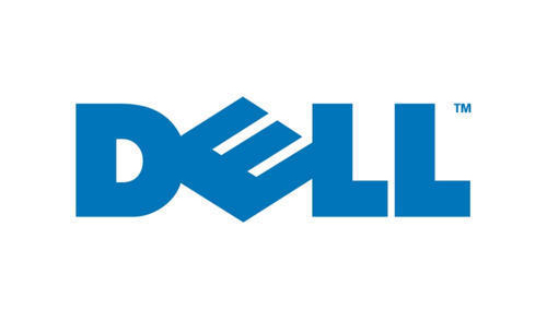 Displaying dell logo