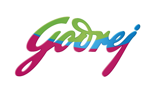 Displaying Godrej Logo