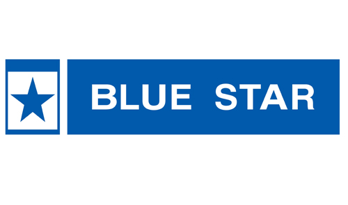 Displaying Bluestar Logo